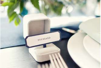 Proposal Name Plates Ring Box Wedding Place Cards