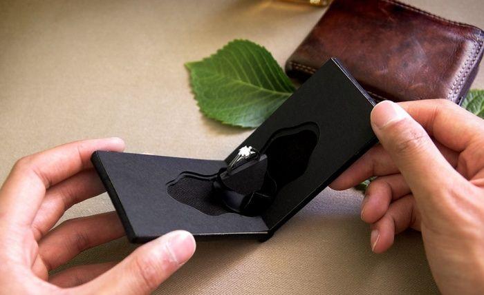 Slender Ring Cases