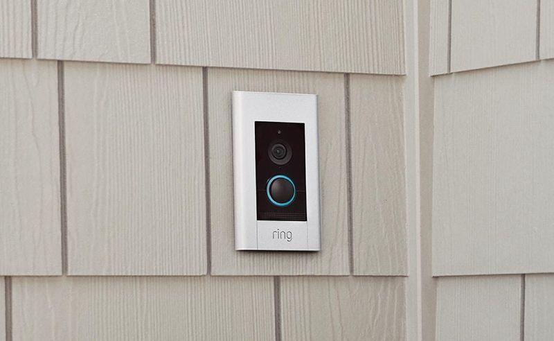 Hardwired Smart Doorbells