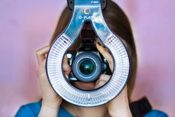 Circular Camera Bulbs