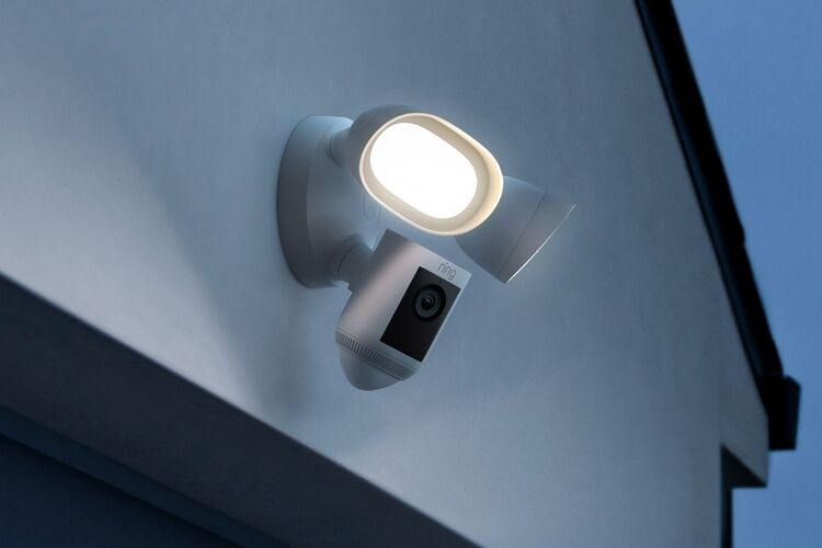 Hardwired Security Camera Lights