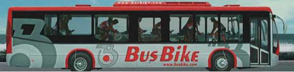 Rio's Bus Bike