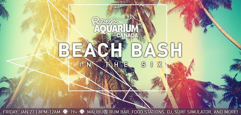 Pop-Up Aquarium Nightclubs