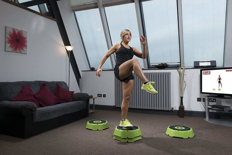 Portable Plyometric Workout Equipment