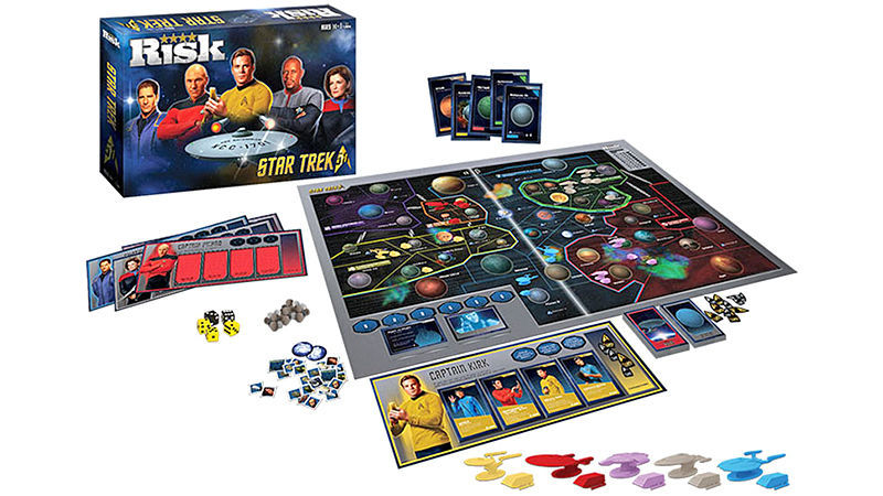 Intergalactic Domination Board Games
