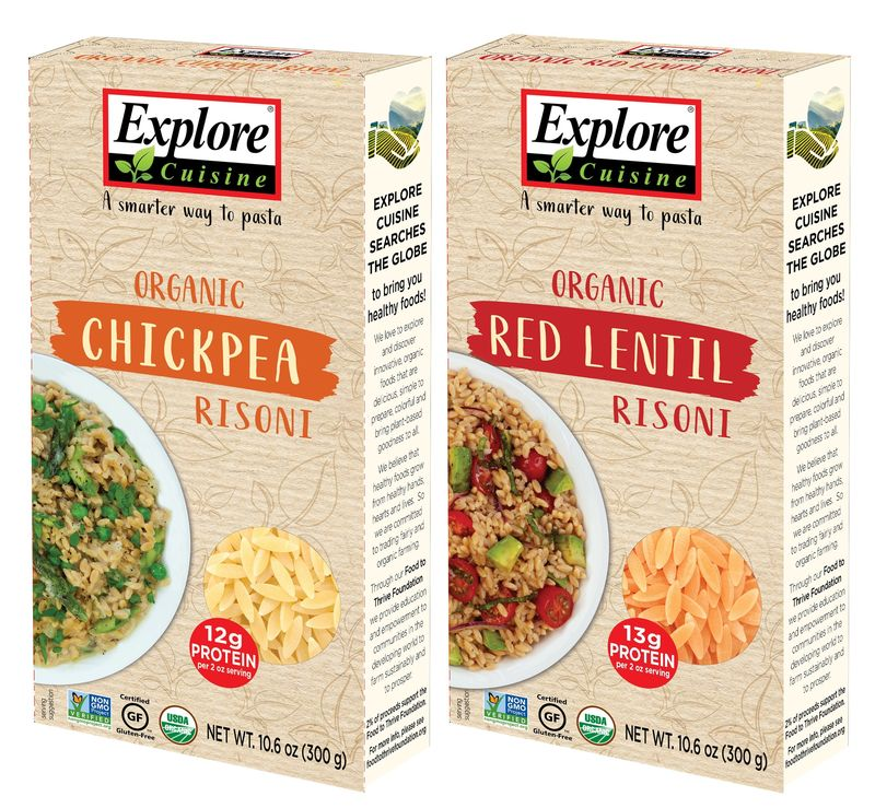 Single-Ingredient Rice Alternatives
