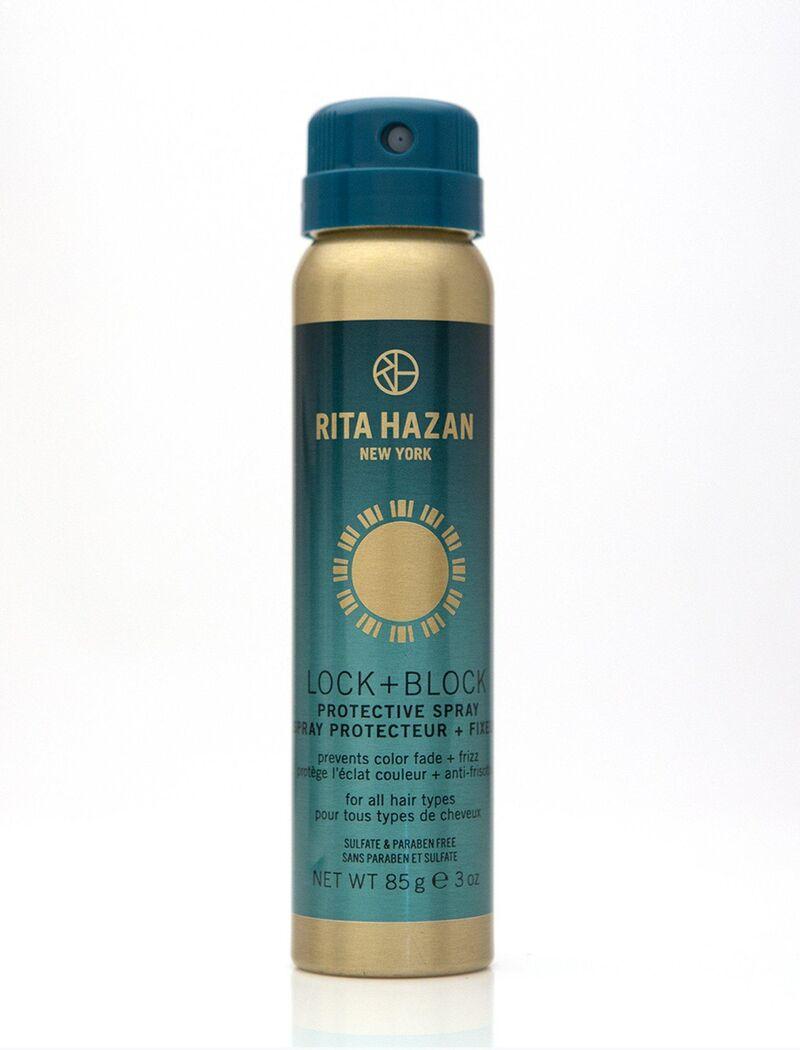 Frizz-Fighting UV Hair Sprays