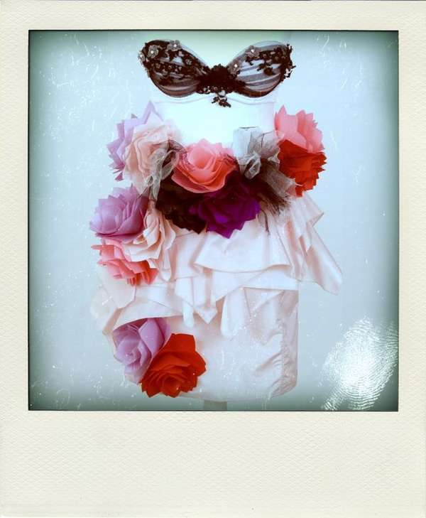Frilly Romantic Fashion