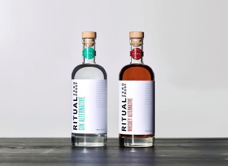 Botanical Non-Alcoholic Spirits