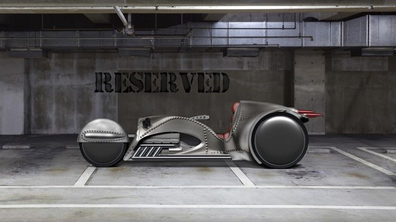 Sci-Fi Motorbikes