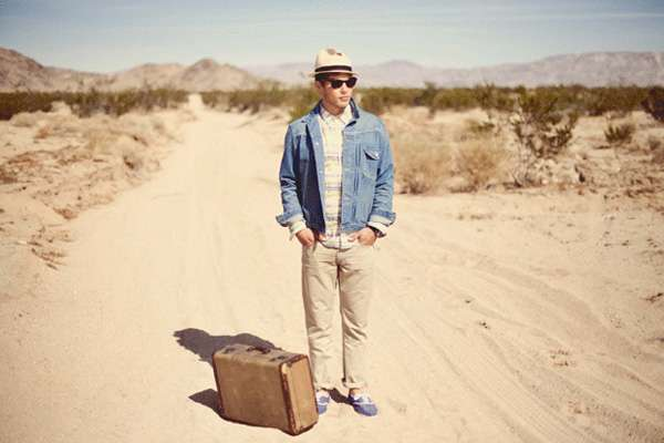Dapper Desert Lookbooks