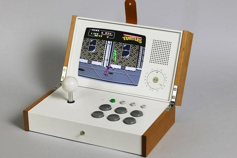 Designer-Honoring Game Consoles
