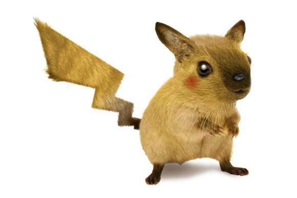 Hyperreal Pocket Monsters