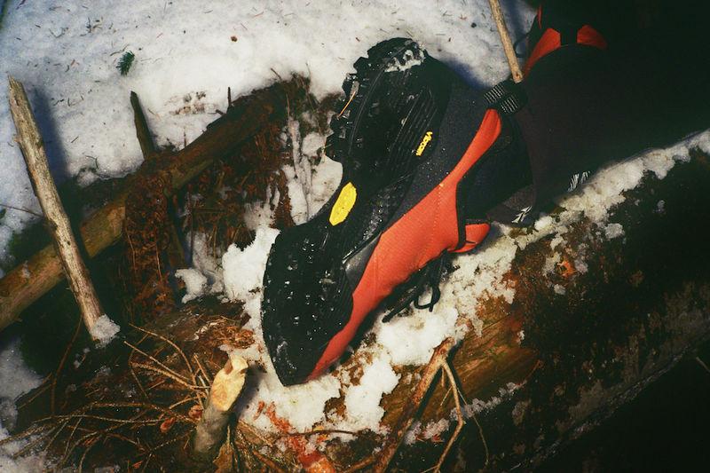 Hiking-Inspired Footwear Series