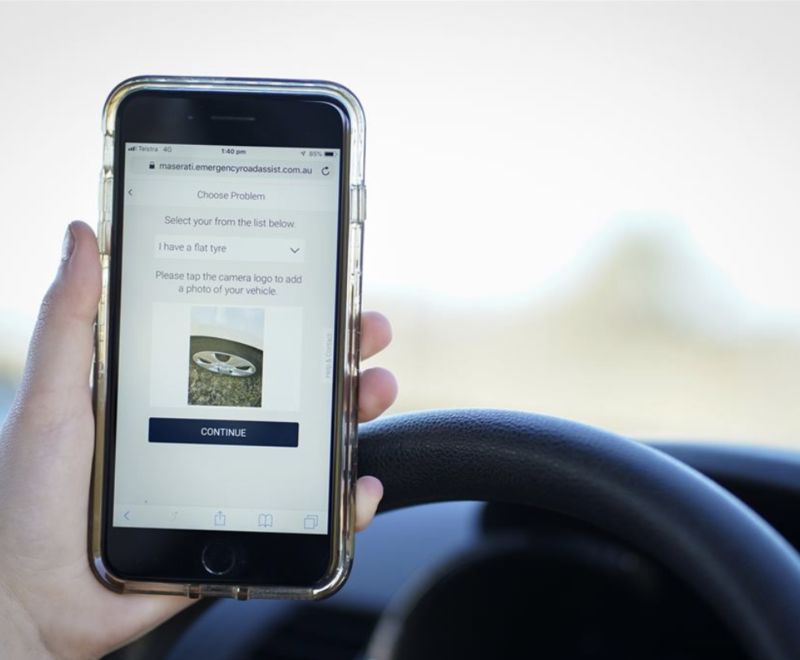 Multilingual Roadside Assistance Apps