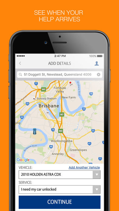 Roadside Assistance Apps