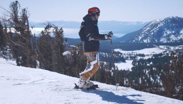Performance-Enhancing Exoskeletons