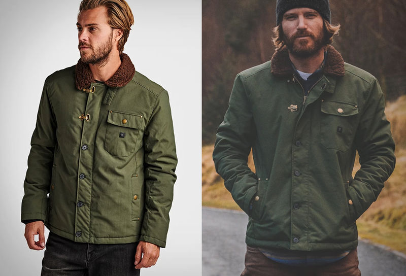 Adventurous Workwear Coats