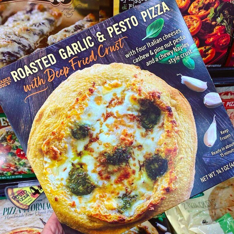 Deep-Fried Pizza Crusts