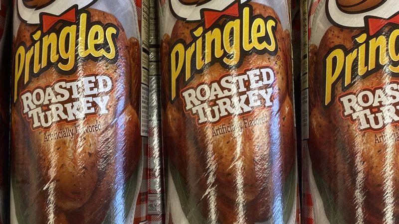 Turkey-Flavored Chips