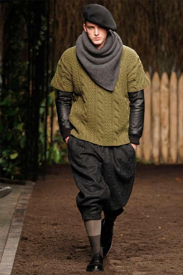 Mixed Decade Menswear
