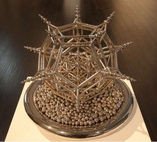 Buckyballs as Art