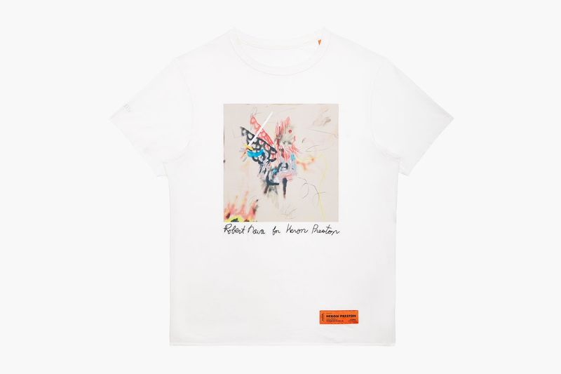 Boldly Painted Streetwear