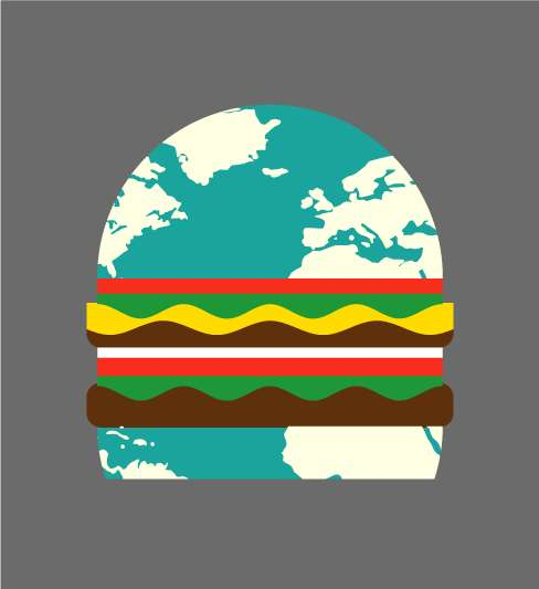 Whimsical World Burgers