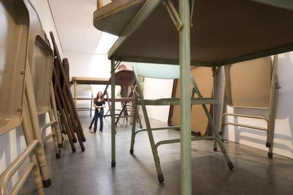Oversized Furniture Exhibits