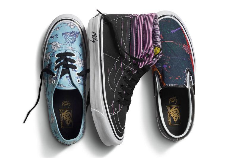 Psychedelic Sneaker Series