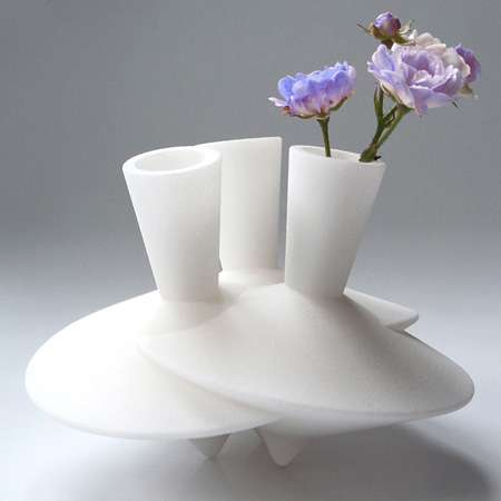 Spinning Top Vases