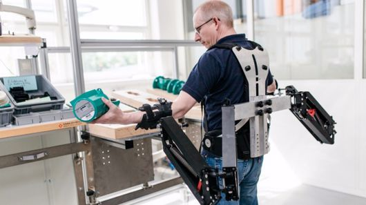 Industrial Exoskeletons