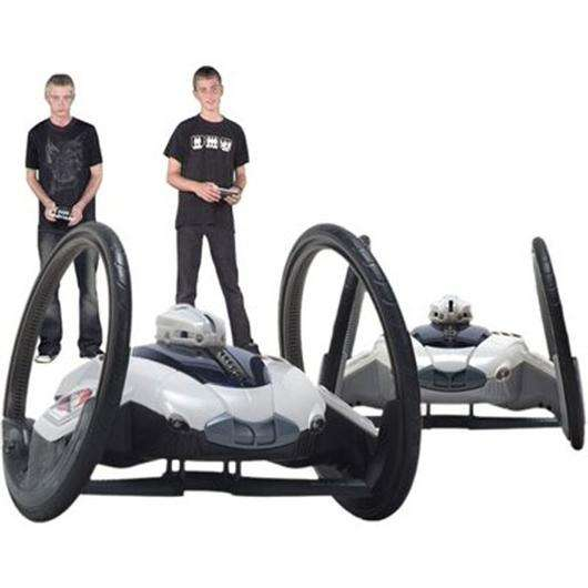 Remote-Controlled Gamer Robots