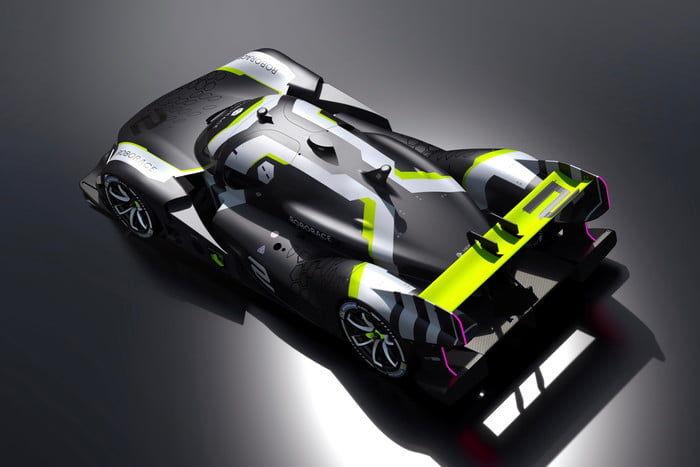 Autonomous Racing Leagues