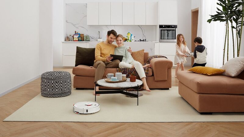 Stain-Scrubbing Robot Vacuums