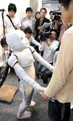 CB2 Robot Baby