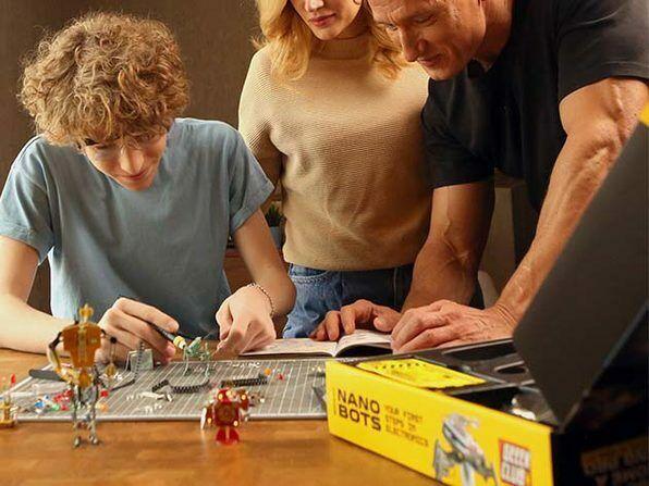 DIY Robot Construction Kits