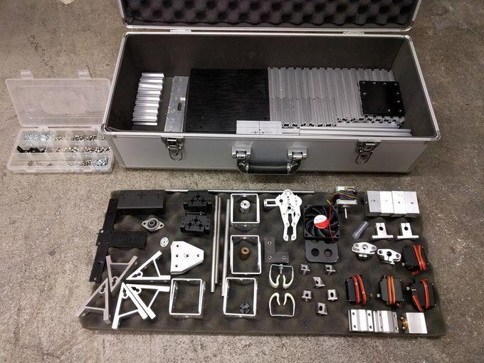 Robotic Component Kits