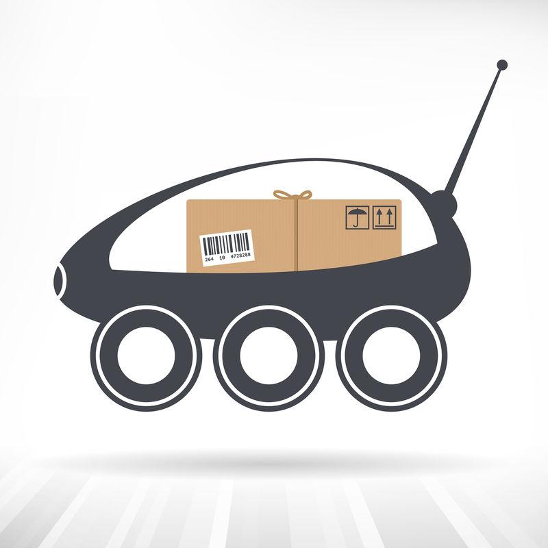 Autonomous Robot Delivery Startups