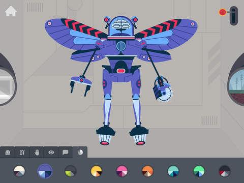 Playful Robotic Apps