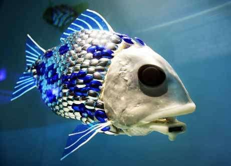 Underwater Pollution Sniffers
