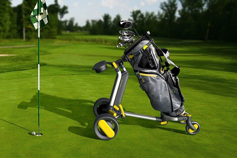 Intelligent Navigation Golf Caddies