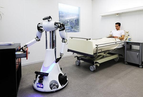 Self-Teaching Robots