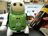 Robot With A 'Nose' For Good Wine