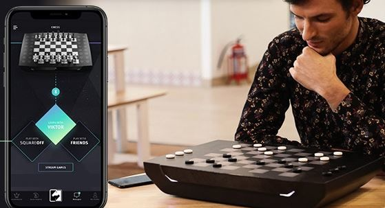 AI-Powered Chessboards