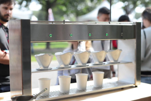 Robotic Coffee Brewers