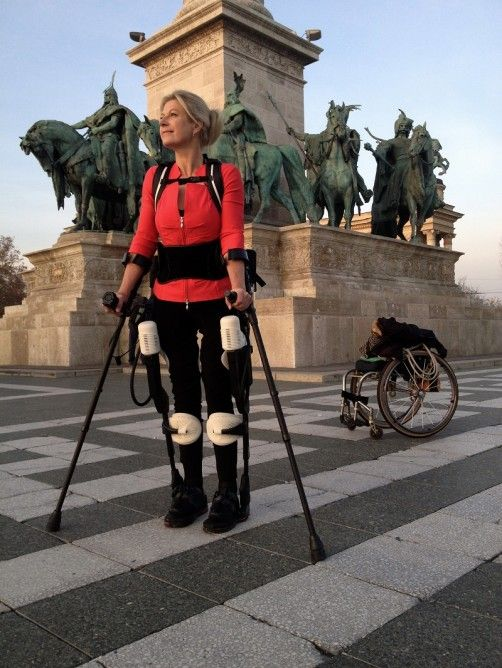 3D-Printed Exoskeletons