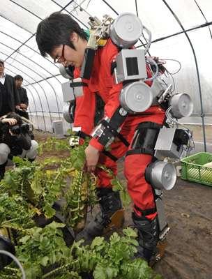 Robotic Exoskeletons
