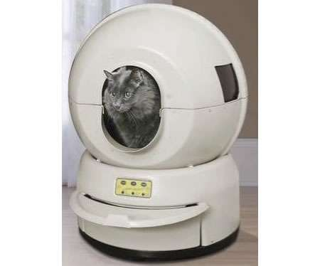Automated Cat Poo Cleaner