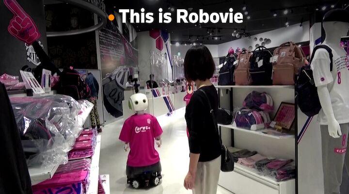 Rule-Enforcing Retail Robots